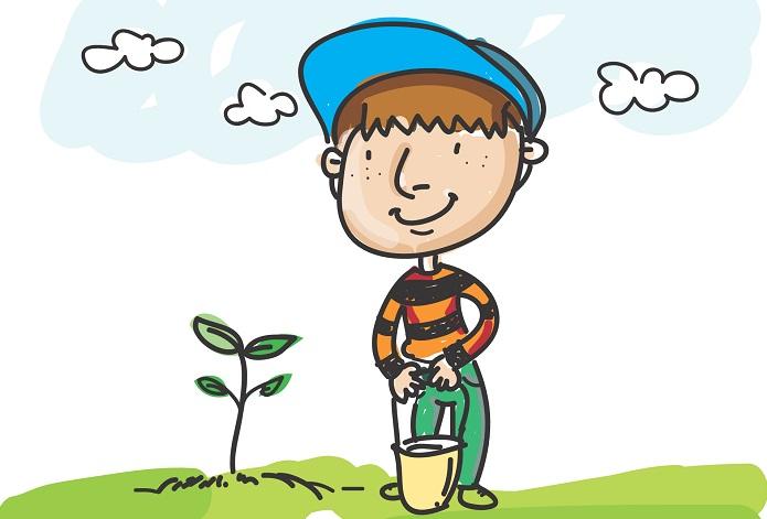 Çocuk ve Ağaç / Arif Nihat Asya