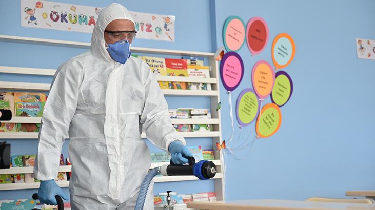 Bakan Ziya Selçuk'tan koronavirüs açıklaması